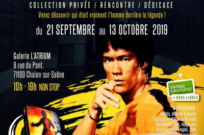 Exposition Bruce Lee à Chalon sur Saone