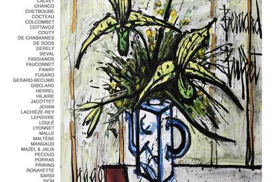 Exposition d'été : peinture/sculpture/verrerie à Lyon