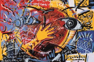 Expo peintures rock ! à Vannes