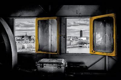 Photos : La Belle Histoire Des Grues De Nantes... L'autre Voyage à Orvault