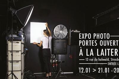 Expo photos / Portes ouvertes à La Laiterie à Strasbourg