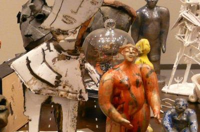 Exposition sculptures a artcompulsion a montpellier à Montpellier