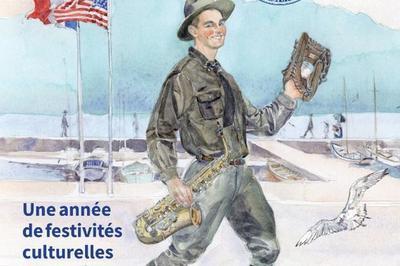 Exposition 100 000 Soldats Américains À Aix-les-bains - 1918/2018. à Aix les Bains