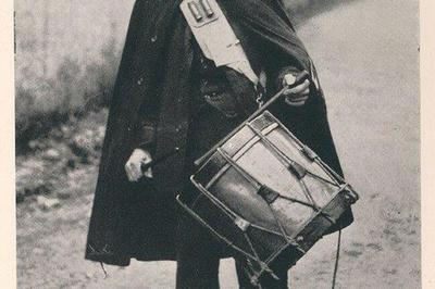 Exposition - 1918 - Les Américains à Contrexéville à Contrexeville