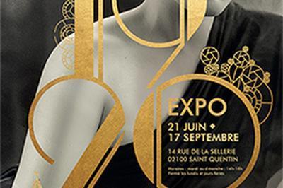 Exposition 1920 À Saint-quentin - Cinéma Et Music-hall Des Années Folles à Saint Quentin