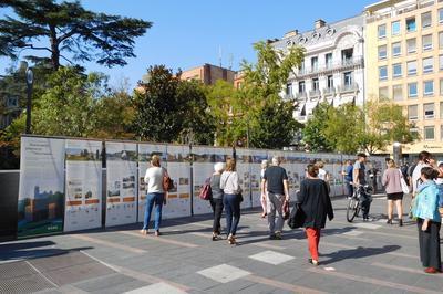 Exposition 40 Ans / 40 Bâtiments - Histoire(s) D'archi(s) En Occitanie à Villemur sur Tarn