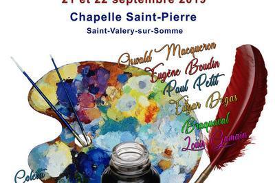 Exposition à Saint Valery sur Somme