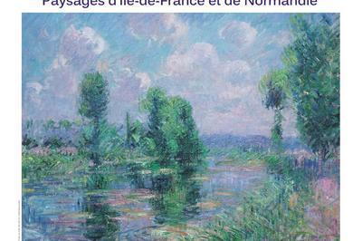 Exposition à Pontoise