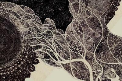 Exposition Anaïs Eychenne - À la pointe du Kalam à Carquefou