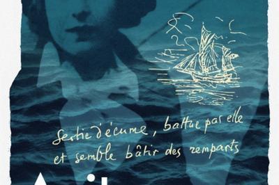 Exposition Anita Conti Et La Bretagne à Lorient