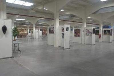 Exposition Art'gile à Romorantin Lanthenay