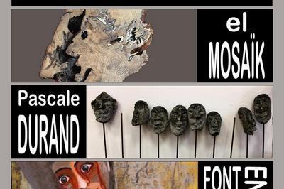 Exposition artistique à Usson