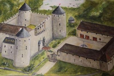 Exposition Au Château De Ruffey à Sennecey le Grand