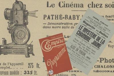 Exposition Avec Projection à Chalons en Champagne
