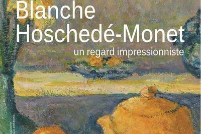 Exposition Blanche Hoschedé-monet Un Regard Impressionniste à Vernon