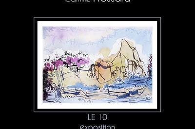Exposition Camille Frossard à Marseille