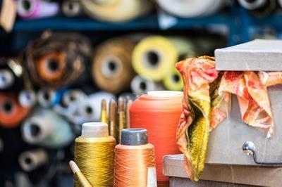 Exposition-capsule : Les Soieries Bonnet, De L'usine Au Musée à Jujurieux