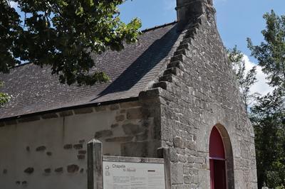 Exposition - Chapelle Saint-maudé à Ploemeur
