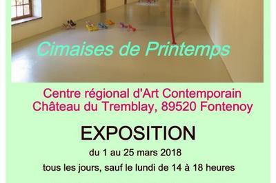 Exposition Cimaises de printemps à Fontenoy