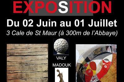 Exposition collective à Le Thoureil
