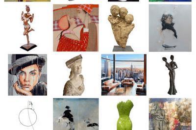 Exposition collective à la Galerie Laute à Rennes