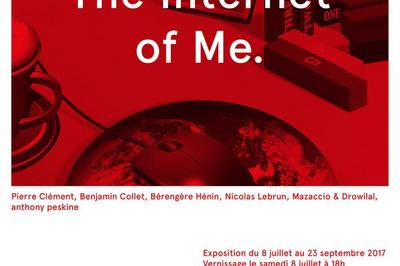 Exposition Collective The Internet Of Me Au Cacn à Saint Cesaire