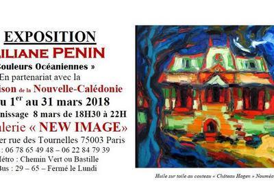 Couleurs Océaniennes à Paris 3ème
