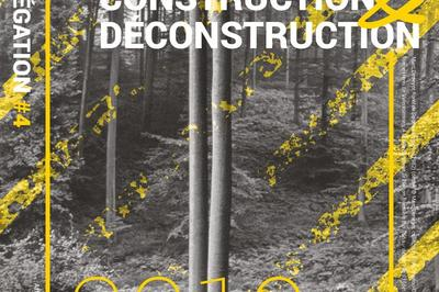Exposition D'agrégation #4 : Construction-déconstruction à Poitiers