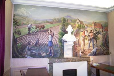 Exposition D'archives Historiques De La Commune à Gourdon