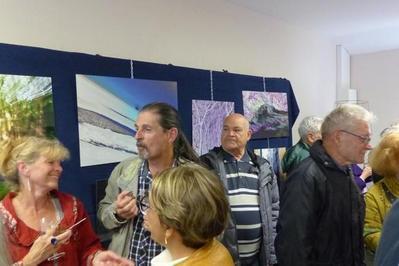 Exposition D'artisans De Métiers D'art Et D'artistes à Troo