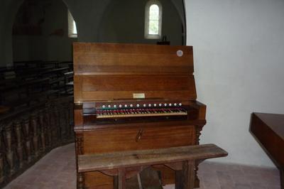 Exposition D'harmoniums à L'église Notre-dame De Goudosse à Souprosse