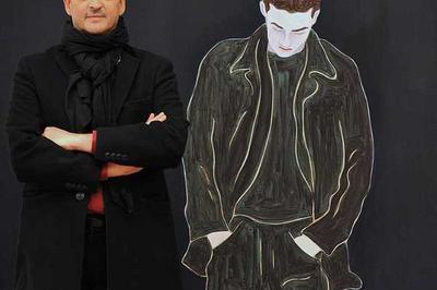 Exposition D'une Oeuvre Monumentale De Djamal Tatah à Paris 3ème