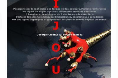 Exposition De Bijoux D'inspiration Médiévale à Drevant