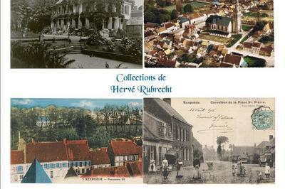 Exposition De Cartes Postales Anciennes à Rexpoede
