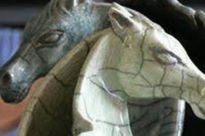 Exposition De Céramiques De Anne Delahodde à Amfreville sur Iton