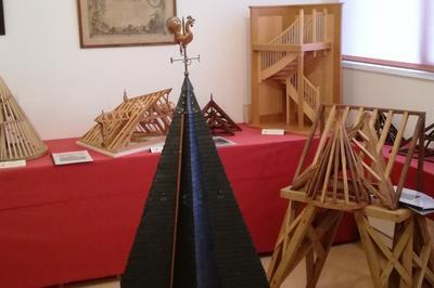 Exposition De Chefs D'oeuvres Compagnonniques à Autun