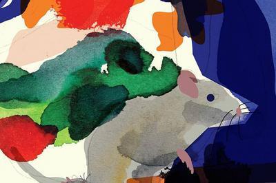 Exposition De Clarisse Lochmann à Commentry