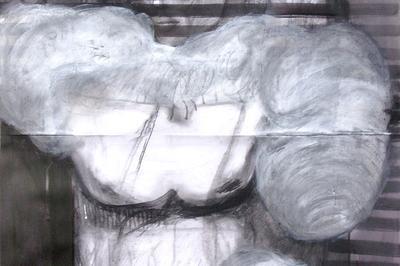 Exposition de dessins et peintures du peintre Lawrence à Beauvais