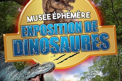 Exposition De Dinosaures à Strasbourg