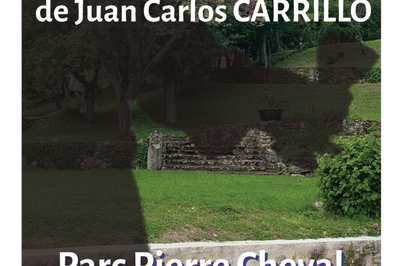 Exposition de Juan Carlos CARRILLO à Hautvillers