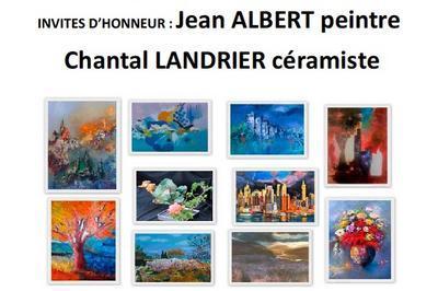Exposition de l'Atelier de peinture  à Ambialet