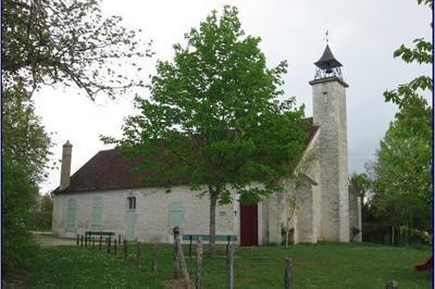 Exposition De La Chapelle à Cravant
