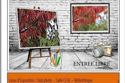 Exposition De la photo à la peinture à Brie