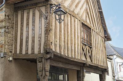 Exposition De La Rue De Rannée à La Rue De Nantes à La Guerche de Bretagne