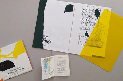 Exposition De Livres D'artiste à Hyeres
