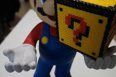 Exposition de Pause.Rewind - Pixel Kid à Vaureal