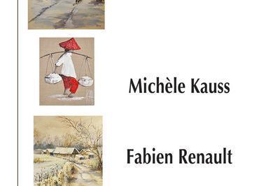 Exposition de Peinture à Le Bec Hellouin