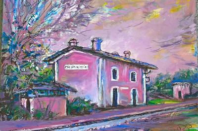Exposition De Peinture à Ajaccio