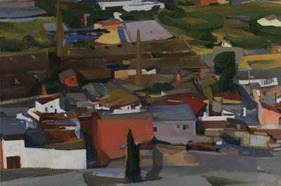 Exposition De Peinture : Eric Bari  - Chemin Des Arts à Chartres