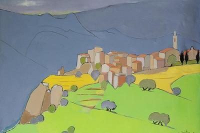Exposition de peintures à Le Sel de Bretagne